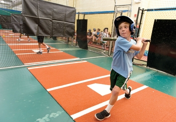 Youth Baseball Classes