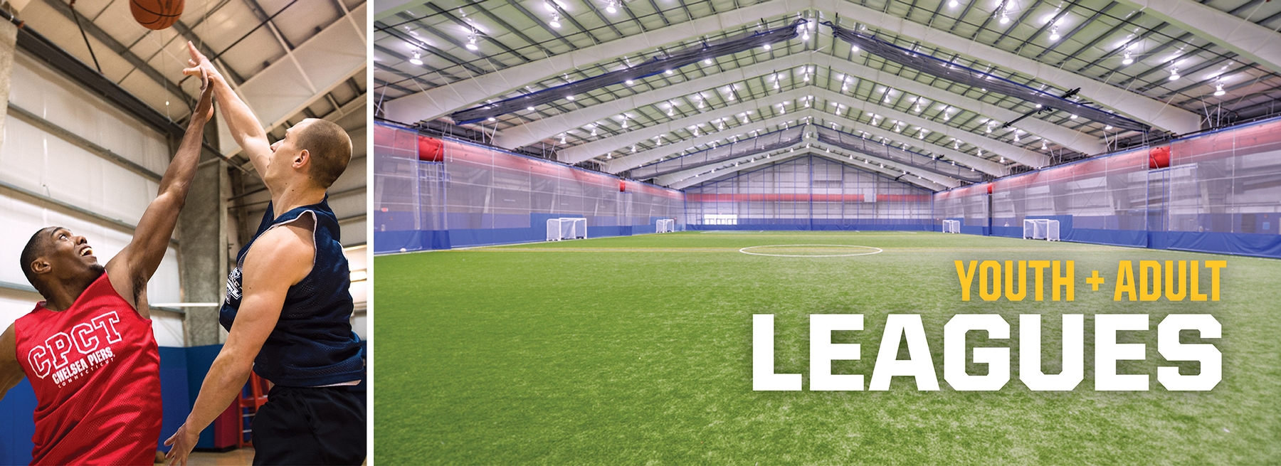 Youth and Adult Leagues
