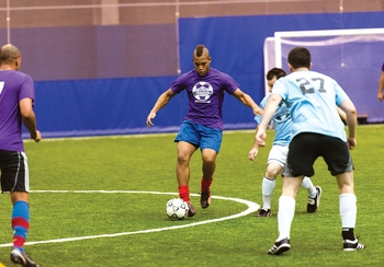 Soccer Program Chelsea Piers Connecticut Stamford Ct