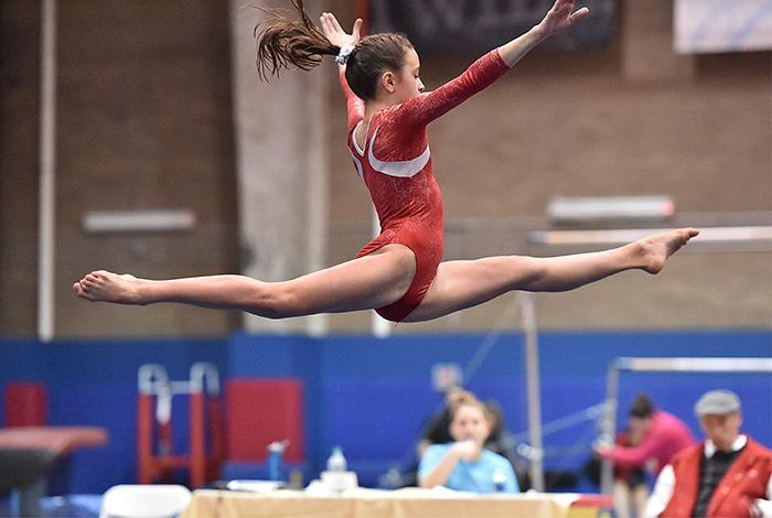 winter challenge gymnastics meet stamford ct