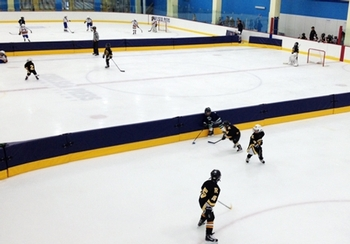 Mite Cross-Ice League
