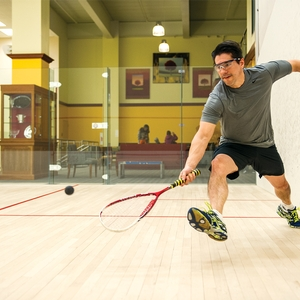 Learn To Play Squash