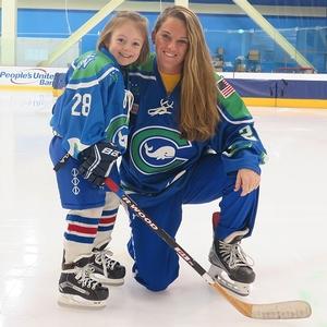 Girls Hockey Camp