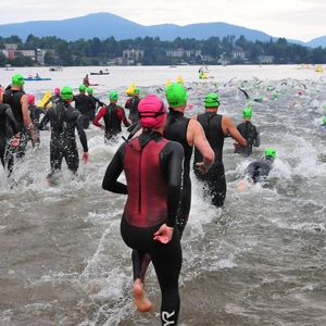 Chelsea Piers Tri Team Takes on Ironman Lake Placid