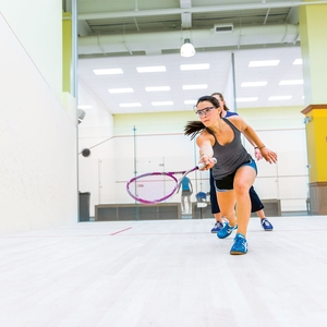 High Performance Squash Camp
