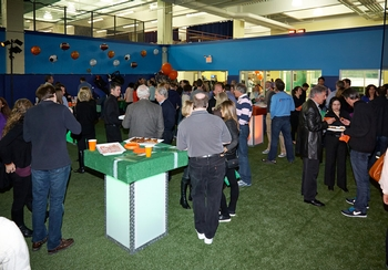 Fundraiser in the Mini Turf