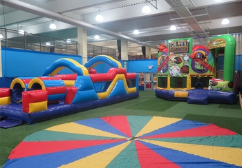 NEW: Bounce Party