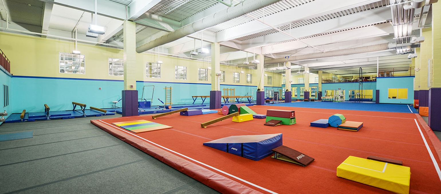 Gymnastics Overview at Chelsea Piers CT