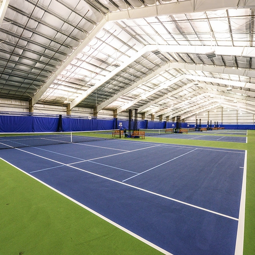 Overview of Tennis at Chelsea Piers CT