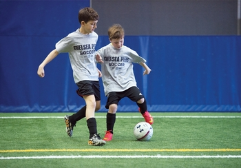 Chelsea piers stamford soccer tournament
