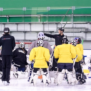 Visit the Pro Crease Goaltending Camp