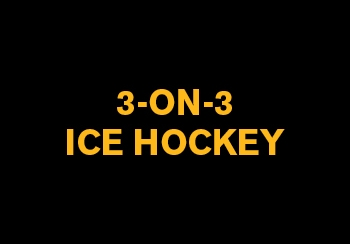 3-On-3 Ice Hockey Camp