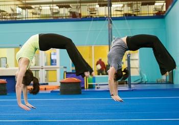 Gymnastics Classes at Chelsea Piers Connecticut Chelsea