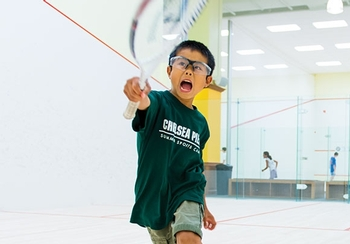 10 AND UNDER SQUASH